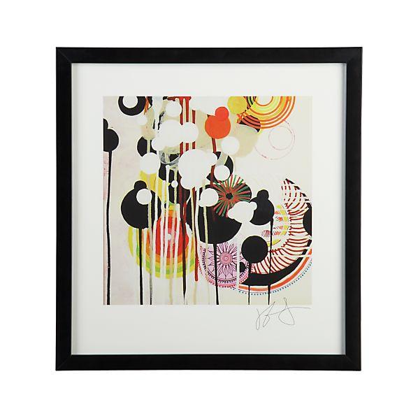 Organized Abstraction V Print