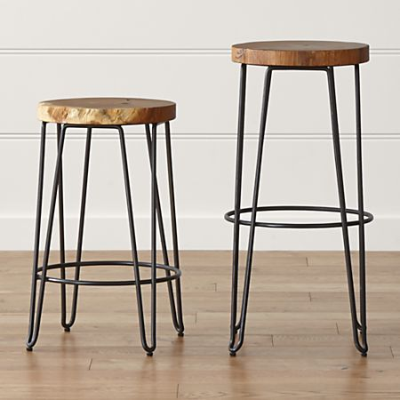 Fantastic Origin Backless Bar Stools Beatyapartments Chair Design Images Beatyapartmentscom