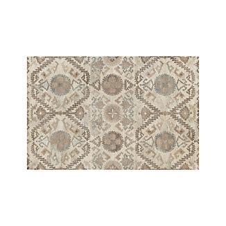 Orissa Neutral Wool 6'x9' Rug