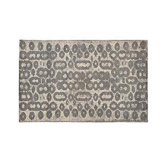 Orlo Grey Artisan Rug 5'x8'