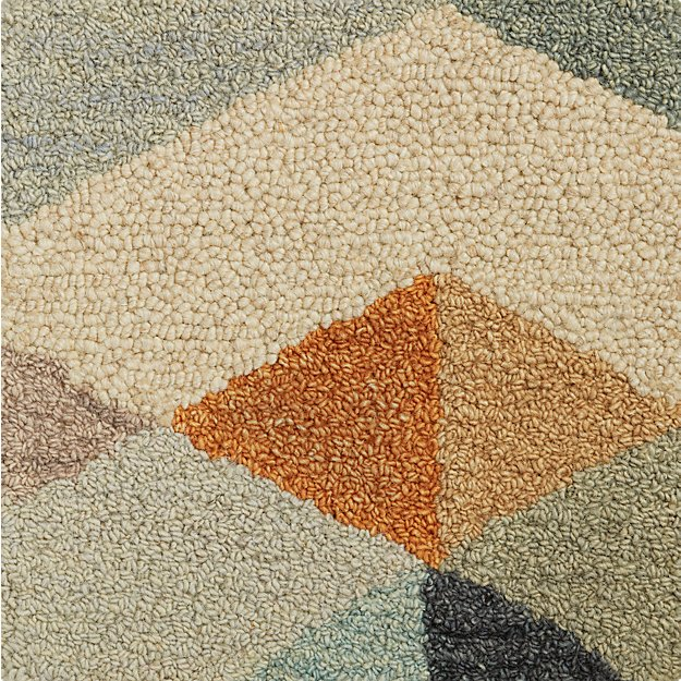 "Orson Wool 12"" sq. Rug Swatch"