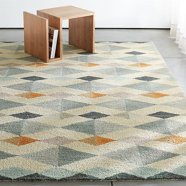 Orson Diamond Rug Crate And Barrel