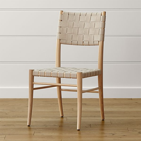 Oslo Natural Wood Dining Chair