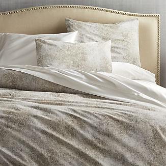 Ostin Neutral Duvet Covers and Pillow Shams