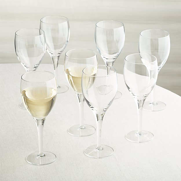 Otis Wine Glasses 12 oz., Set of 8