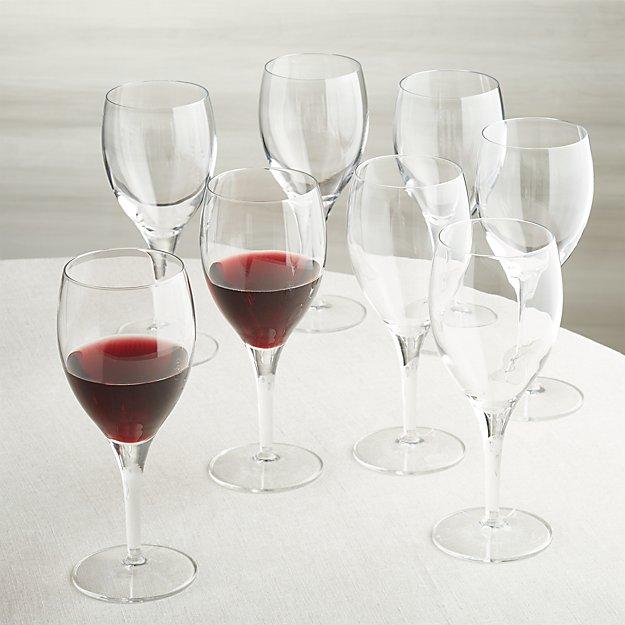 Otis Wine Glasses 16-Oz., Set of 8