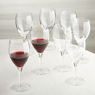 Set of 8 16-Oz. Otis Wine Glasses