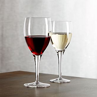 Wine Glasses And Stemware Crate And Barrel