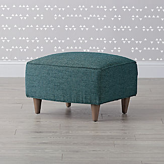 Toby Upholstered Ottoman