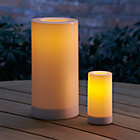 View product image Indoor/Outdoor Pillar Candles with Timer - image 11 of 12