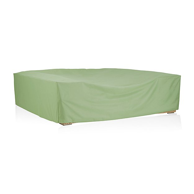 large outdoor sectional furniture cover crate and barrel
