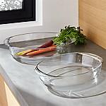 Duralex Oval Baking Dishes