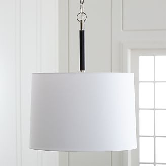 Pendant Lighting and Chandeliers | Crate and Barrel