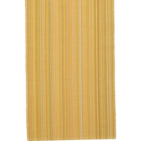 "Owen Lemon 14""x60"" Runner"
