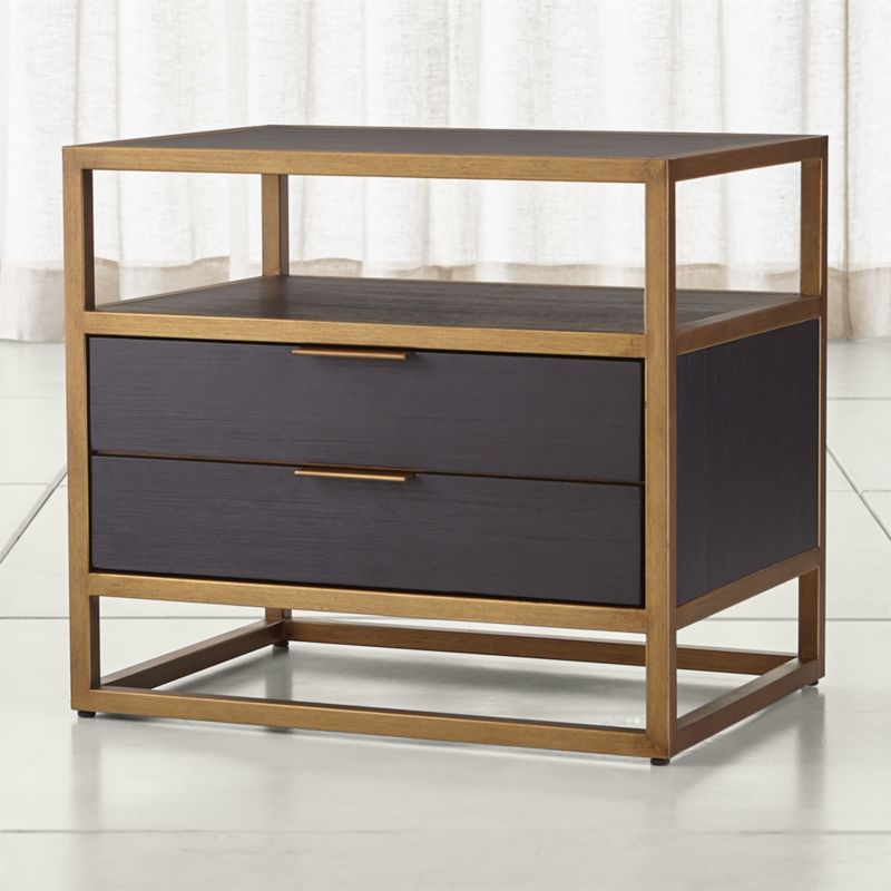 Perfect Nightstands and Bedside Tables | Crate and Barrel RV08