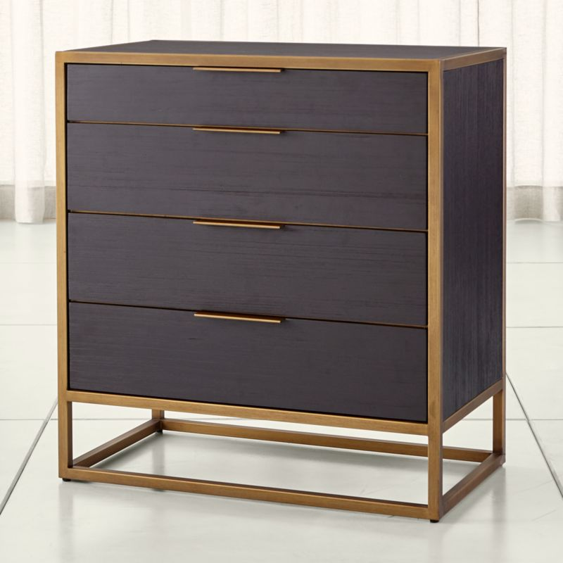 dressers and chests for your bedroom | crate and barrel