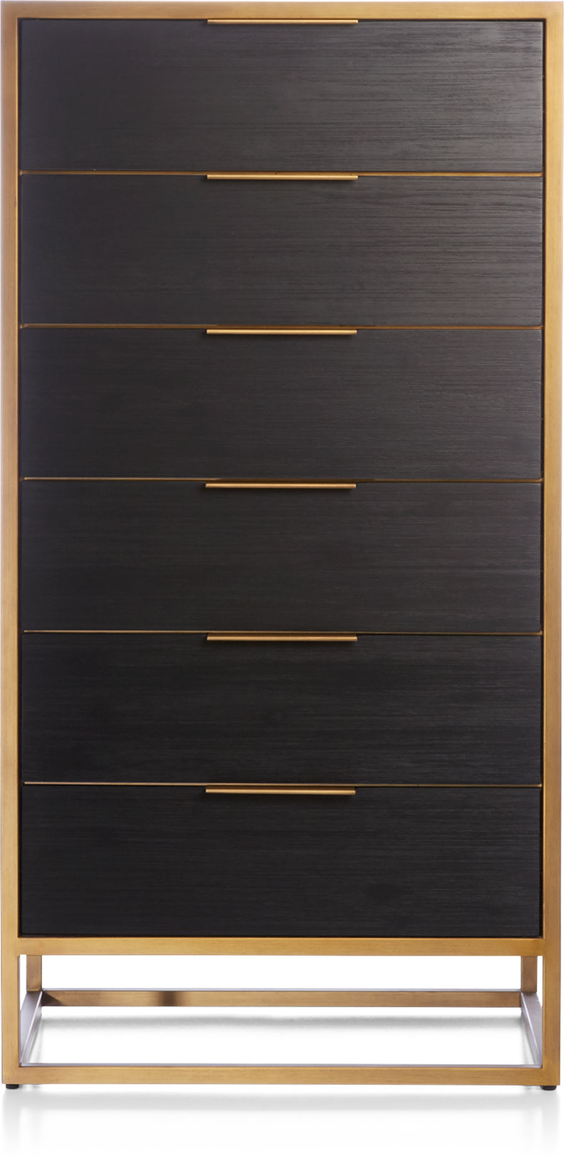 Oxford 6-Drawer Tall Chest