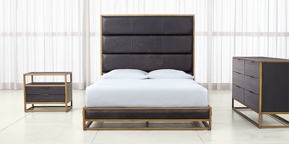 Bedroom collections crate and barrel - Crate barrel bedroom furniture ...