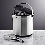 OXO ® Ice Bucket with Tongs