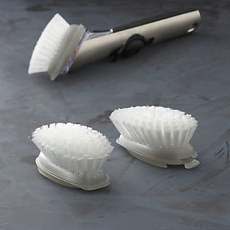OXO ® Soap Dispensing Dish Brush Replacement Brushes Set of Two