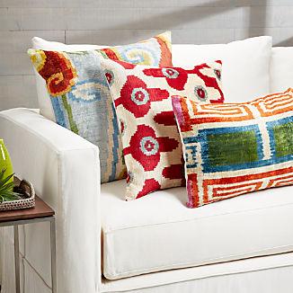 Paavo Silk Pillow Arrangement