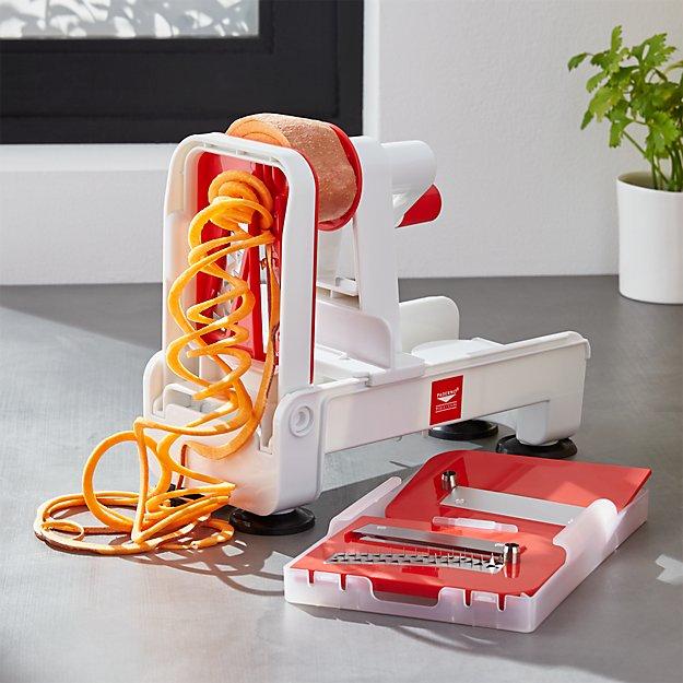 Paderno Folding 3-Blade Spiralizer