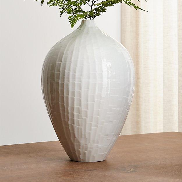 Paley Vase Reviews Crate And Barrel