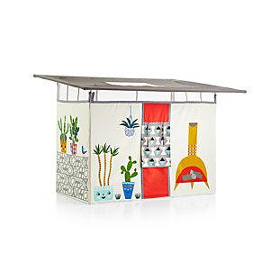 crystal mosaic kids rug mint crate and barrel. Black Bedroom Furniture Sets. Home Design Ideas