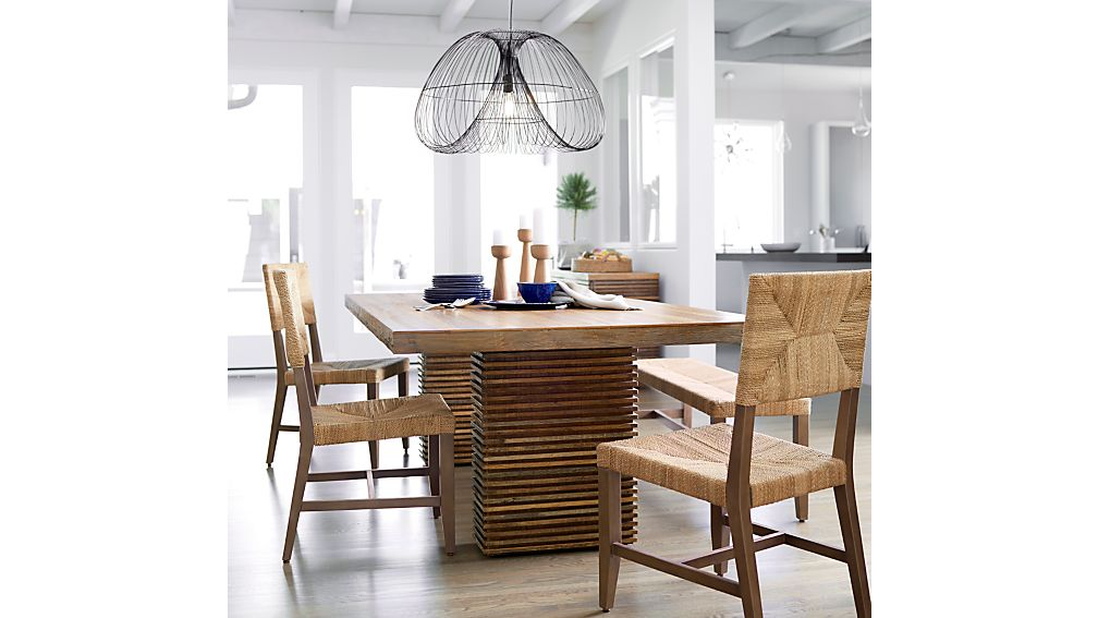 Paloma II Reclaimed Wood Dining Table