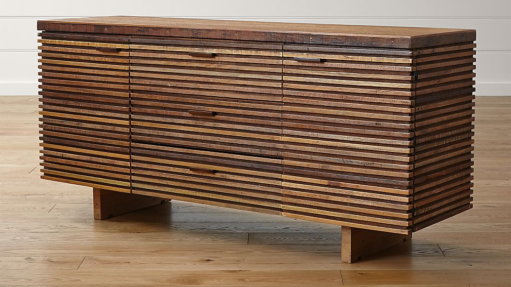 Paloma II Reclaimed Wood Large Sideboard