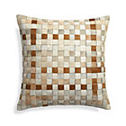 Davis Leather Queen Sleeper Sofa Libby Cashew