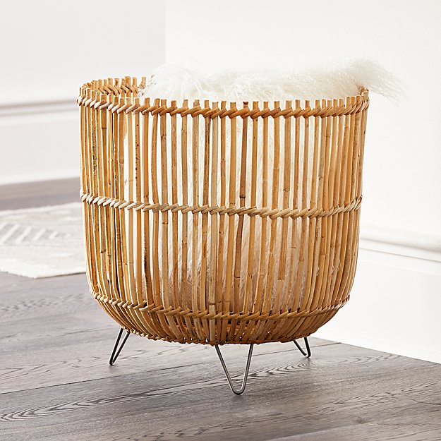 Palos Basket on Stand - Image 1 of 7