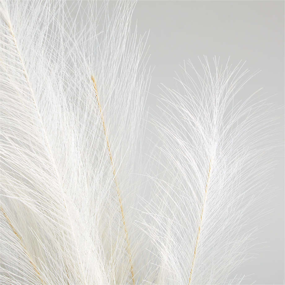 Viewing product image Artificial Pampas Grass Bunch