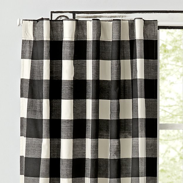 Black Buffalo Check 63 Blackout Curtain Reviews