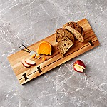 Papillon Wood Serving Board