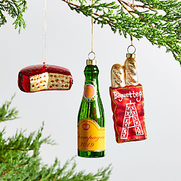 Best Christmas Ornaments Crate And Barrel