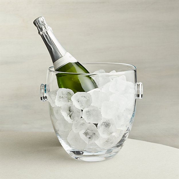 Park Wine Champagne Bucket Reviews Crate And Barrel