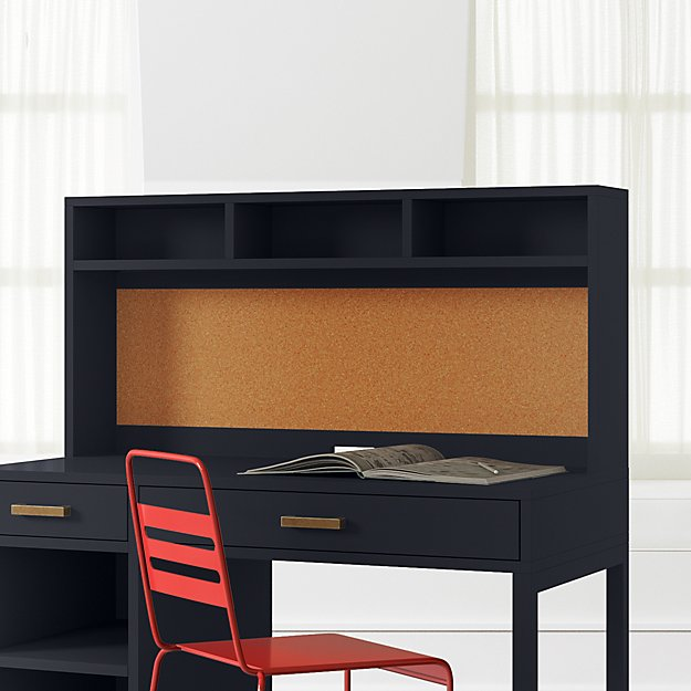 Kids Parke Navy Blue Hutch - Image 1 of 7