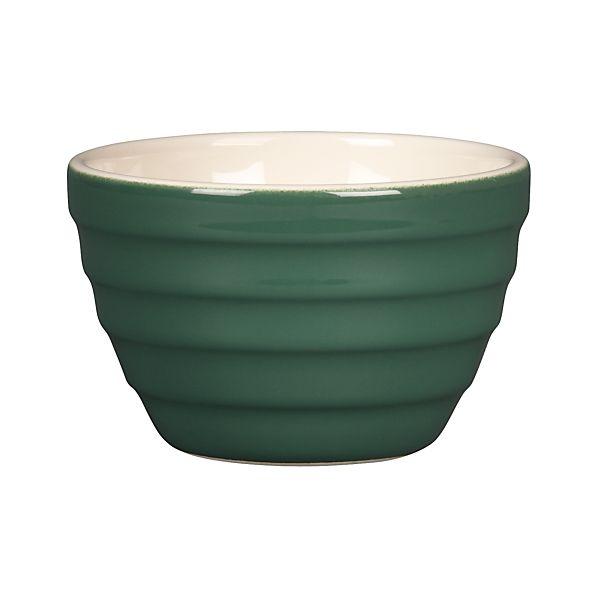 Parker Dark Green Mini Bowl