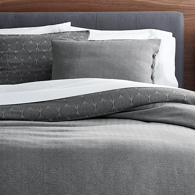 Parker Reversible Full/Queen Duvet Cover