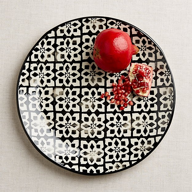 Paros Round Serving Platter Reviews Crate And Barrel