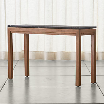 Sofa and Console Tables | Crate and Barrel