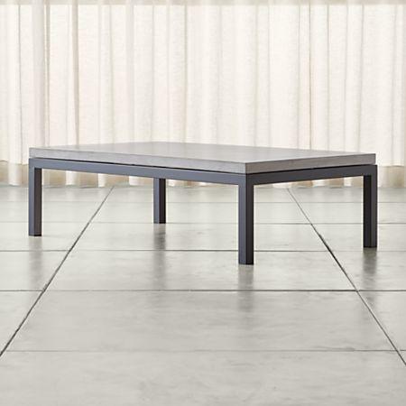 Dark Steel Base 60x36 Large Rectangular