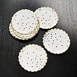 Party Confetti Small Plates, Set of 8