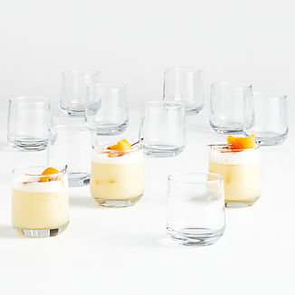 Party of 12 Double Old-Fashioned Glasses