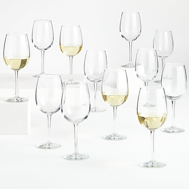 Party of 12 Wine Glasses - Image 1 of 3