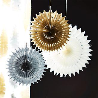 Party Pinwheels, Set of 3