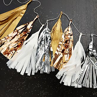 Party 14' Tassel Garland