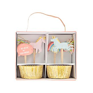 unicorn birthday party supplies crate and barrel