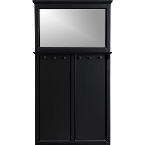 Paterson Black Panel